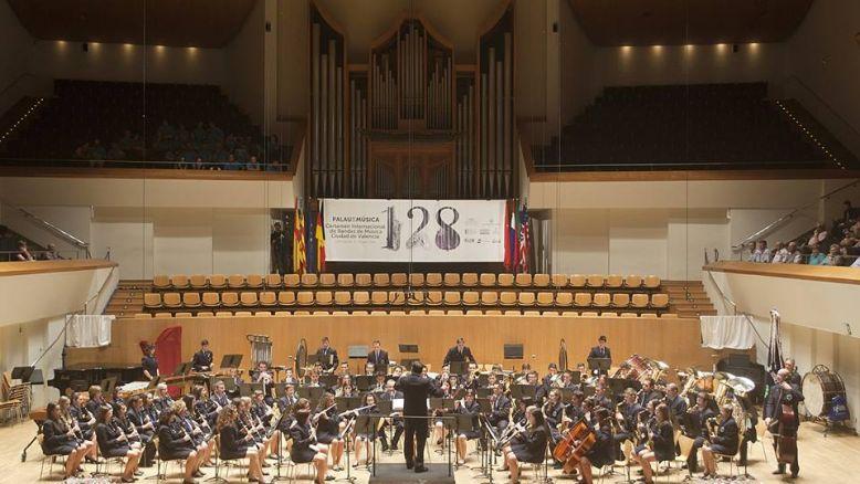 La Banda Municipal de Música d'Alcanar celebra el 15è Concert de Primavera