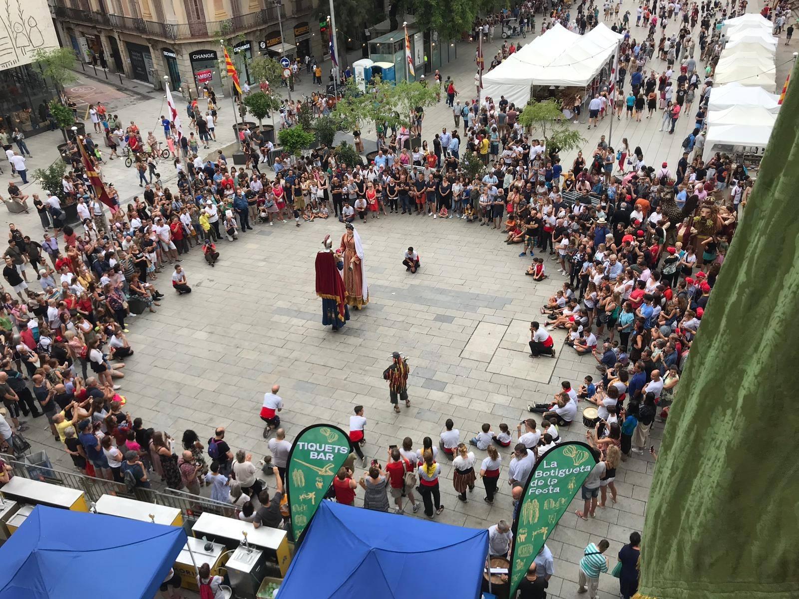 Diada de Sant Roc de 2019 | Associació de Festes de la Plaça Nova