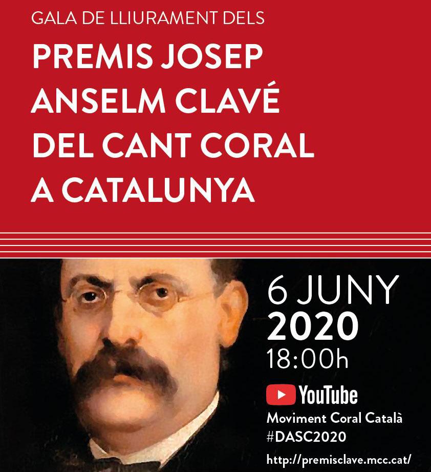 Els Premis Josep Anselm Clavé del cant coral es traslladen a les xarxes