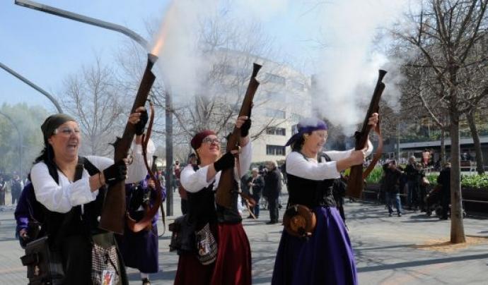Llinars del Vallès acull la 12a Trobada Nacional de la Dona Trabucaire el 10 de març