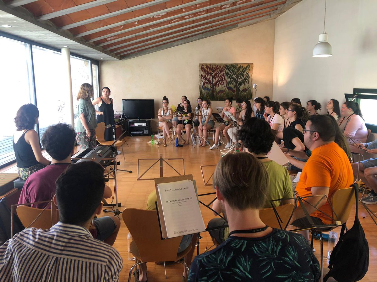 El Cor Jove Nacional de Catalunya (CJNC) inicia la seva 7a temporada a Girona
