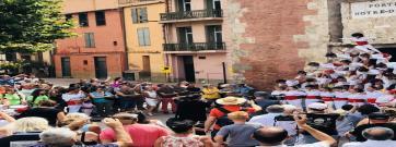 Perpinyà celebra el 13 de juliol la festa major de la cultura popular catalana