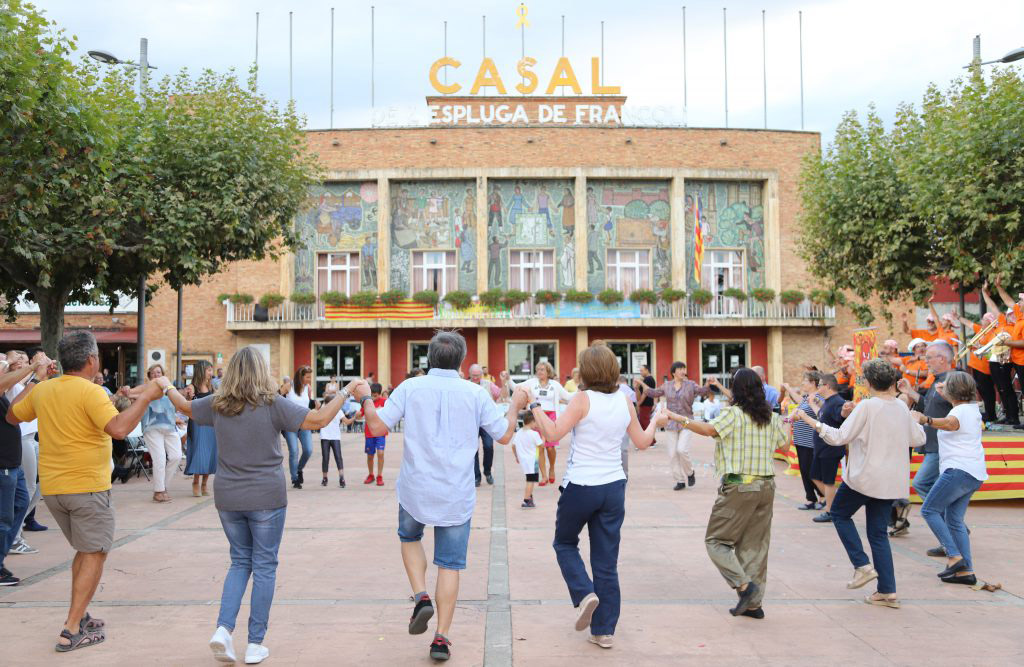 L'acte serà presencial des del Teatre del Casal de l'Espluga de Francolí i en streaming