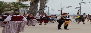 Trabucaires i pirates conquereixen Vila-seca