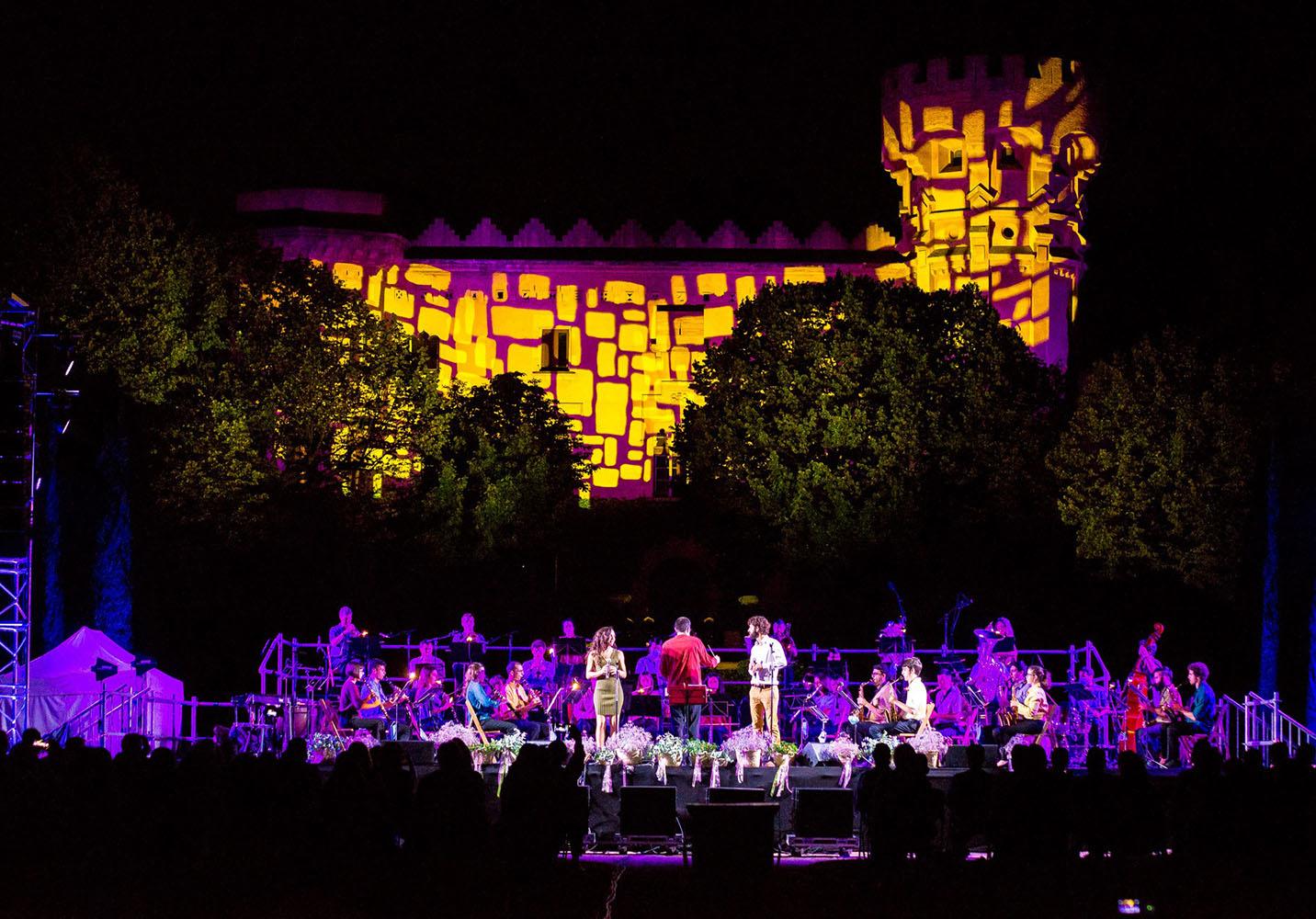 El concert al castell de Sant Marçal homenatjarà els musicals