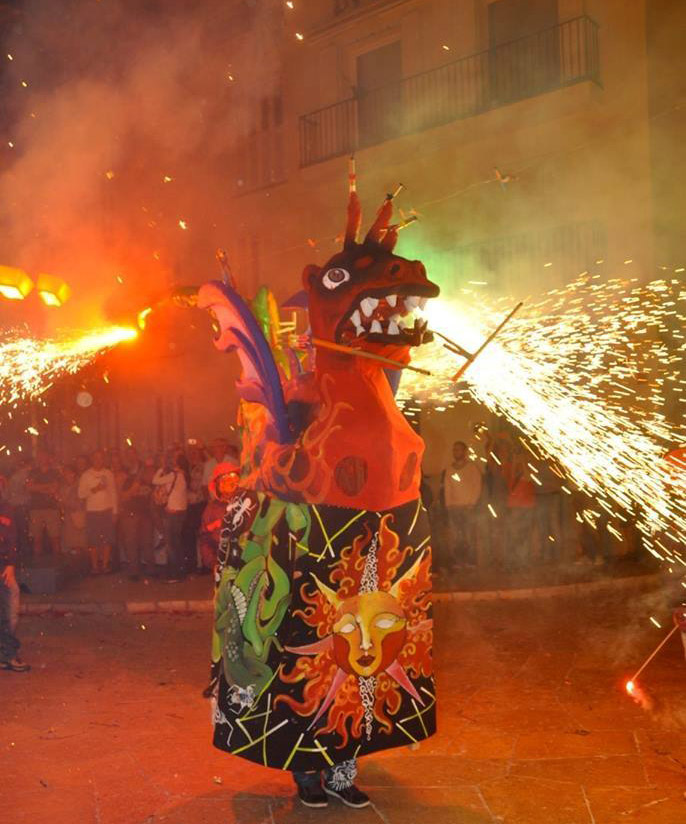 Guardià dels Diables de les Corts, de Barcelona