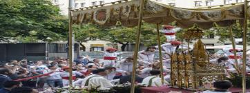 Un cicle de xerrades i una mostra de bèsties al Born per celebrar els 700 anys del Corpus a Barcelona