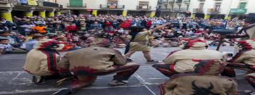 Més de 1.000 diables es reuniran a Cervera en la Trobada Nacional de Balls de Diables