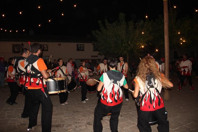 Alforja, seu del I Concurs Nacional de Tabals Tradicionals