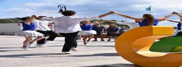 Sant Feliu de Guíxols, a punt per ser l'epicentre de la sardana el 2021