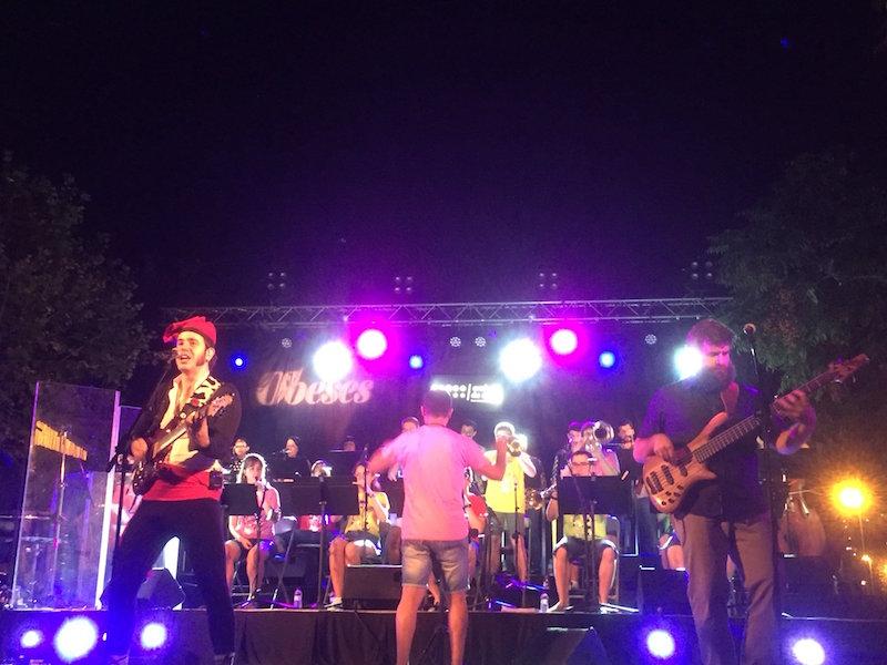 El festival Amb So de Cobla assoleix els 6.000 espectadors