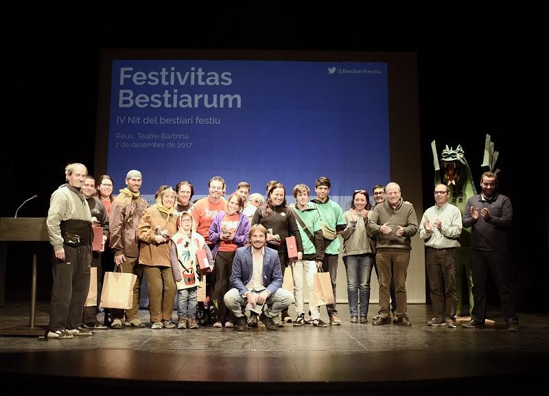 Manresa acollirà el 5è Festivitas Bestiarum el 24 i 25 de novembre