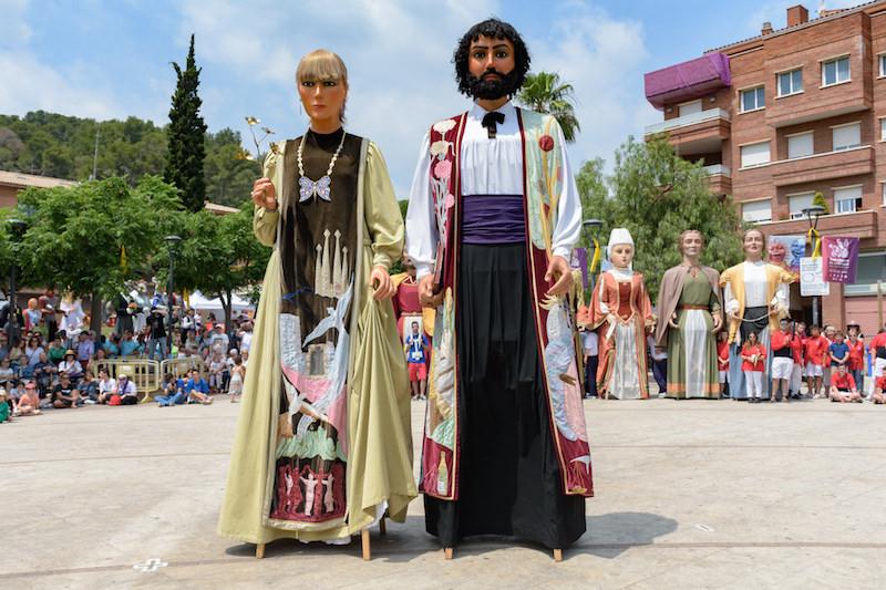 Griselda Karsunke va dissenyar el vestuari d'en Treball i na Cultura