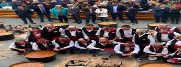 El Ranxo de Vidreres, un àpat tradicional centenari