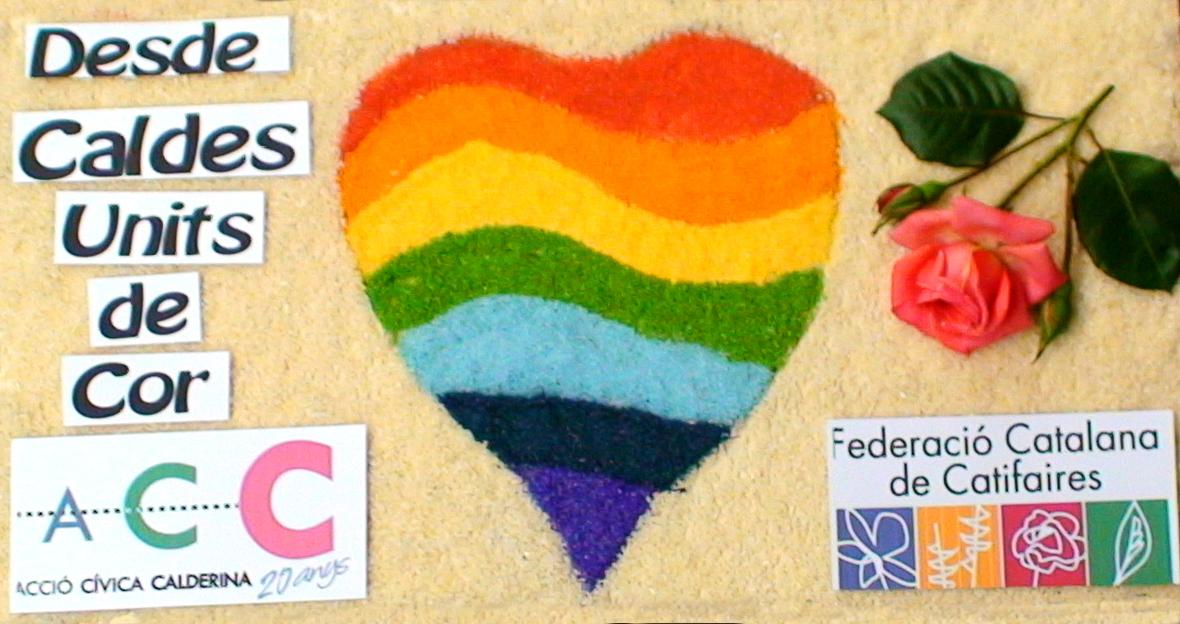 Catifa de l'Associació Acció Cívica Calderina