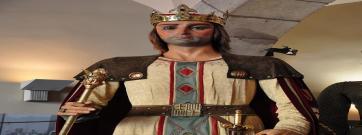 XVI Ballada de gegants històrics a Santa Maria del Mar
