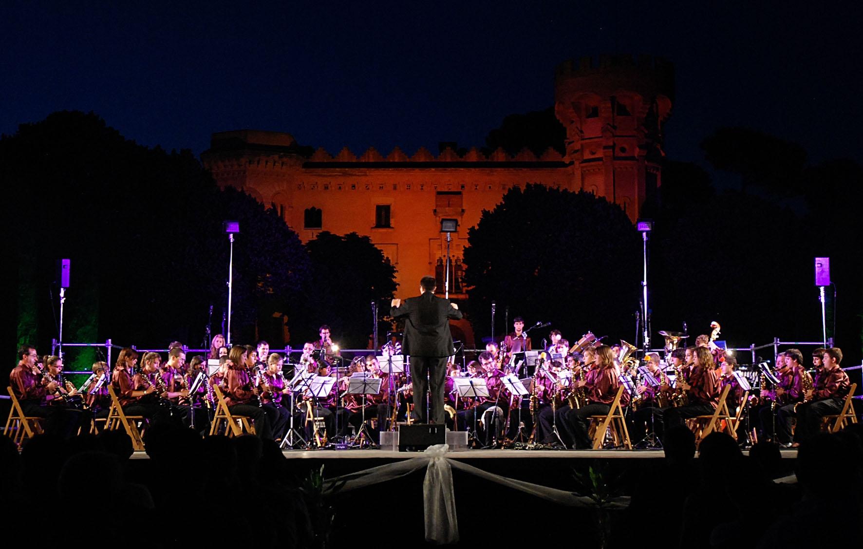 Musicals, rumba i pop rock catalans, al concert del Castell de Sant Marçal de Cerdanyola