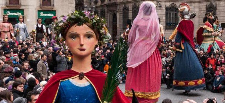 Arrenca Santa Eulàlia, la gran festa de la cultura popular