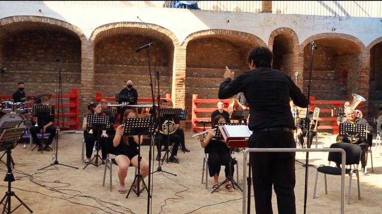 Concert de la FCSM & Associació Musical Verge dels Prats de l'Aldea