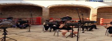 La banda FCSM & Verge dels Prats de l'Aldea oferiran a l'UCE un concert per 'streaming'