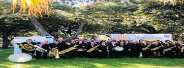 La banda de la FCSM actuarà a Brussel·les per la internacionalització de la cultura popular catalana