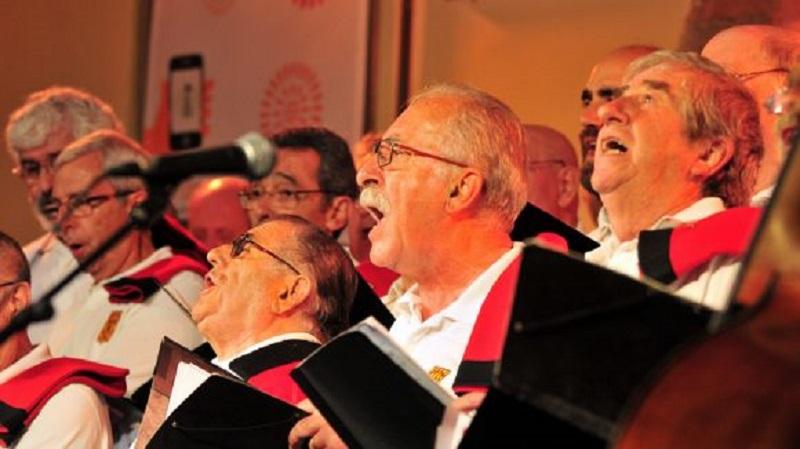 L'Auditori celebra la 6a Mostra de Cors de Clavé