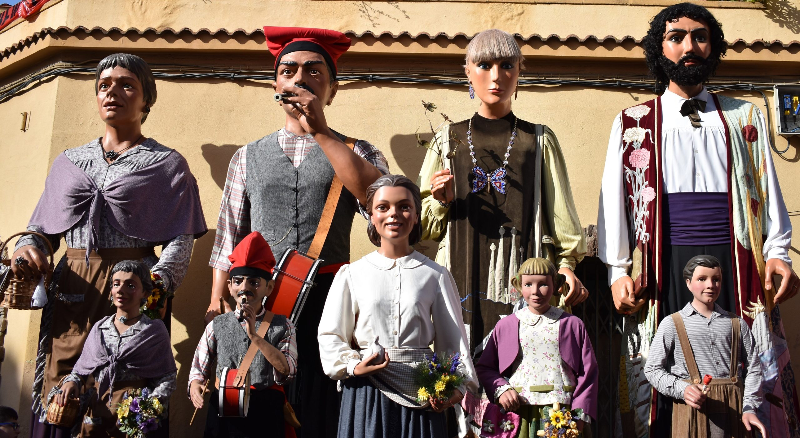 Castellbisbal celebrarà el 17 de juliol la 13a Fira del Món Geganter