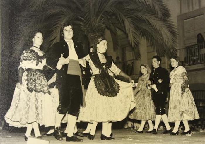 Imatge de Grup de Dansa de Vilanova i la Geltrú als anys setanta