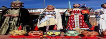 Castellterçol es convertirà en el gran aparador del món geganter el 27 i 28 d'abril