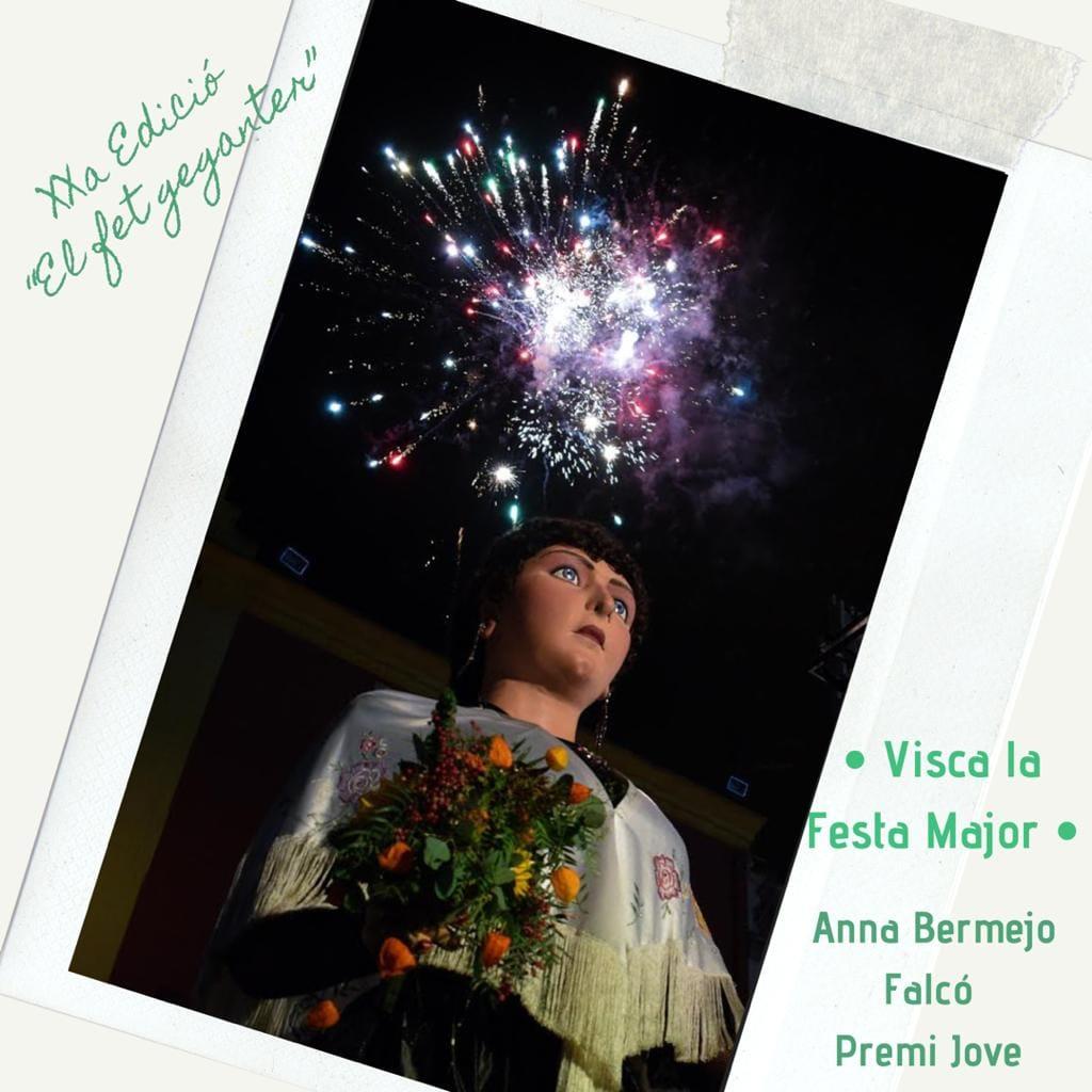 'Visca la Festa Major', d'Anna Bermejo Falcó