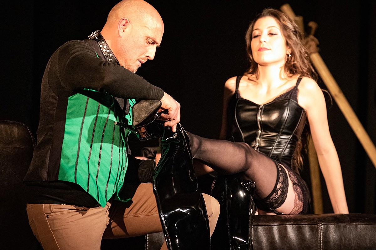 El grup MaGreT de Vilafranca del Penedès representarà 'La deesa de les pells'