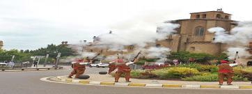 La imatgeria festiva de Vilafranca, escanejada en 3D