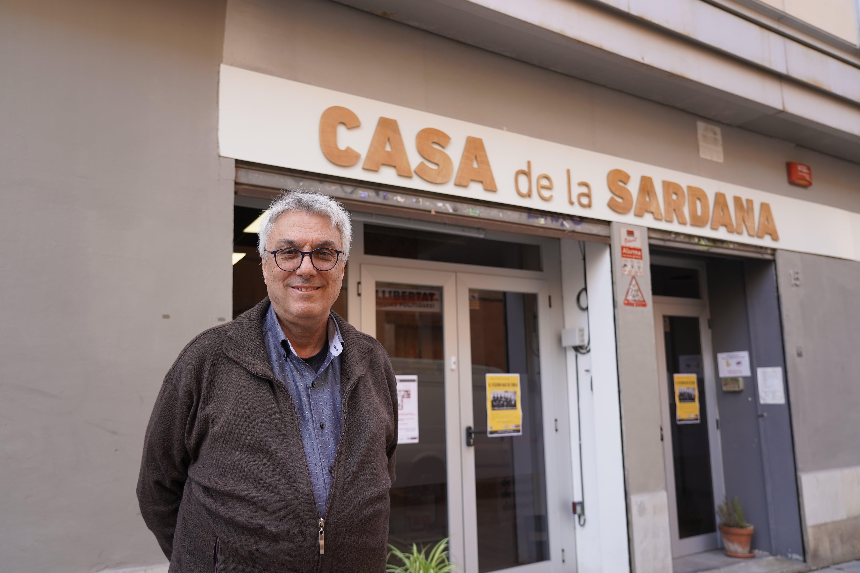 """""""Intentarem que la sardana sigui reconeguda Patrimoni Cultural Immaterial l'any 2022"""""""