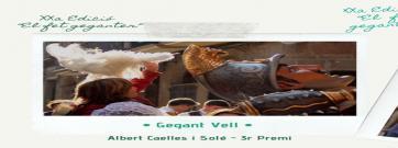 La torderenca Anna Mateu i el solsoní Albert Caelles, guanyadors del concurs de fotografia 'El Fet Geganter'