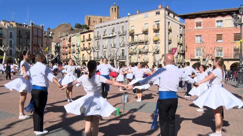 La Colla Mare Nostrum revalida el títol de campiona de Catalunya de sardanes