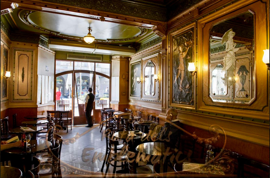 El Cafè de l'Òpera, l'ànima de Barcelona