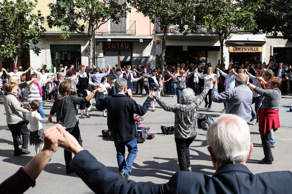 La Capital de la Sardana de Sant Feliu de Guíxols s'ajorna al 2021