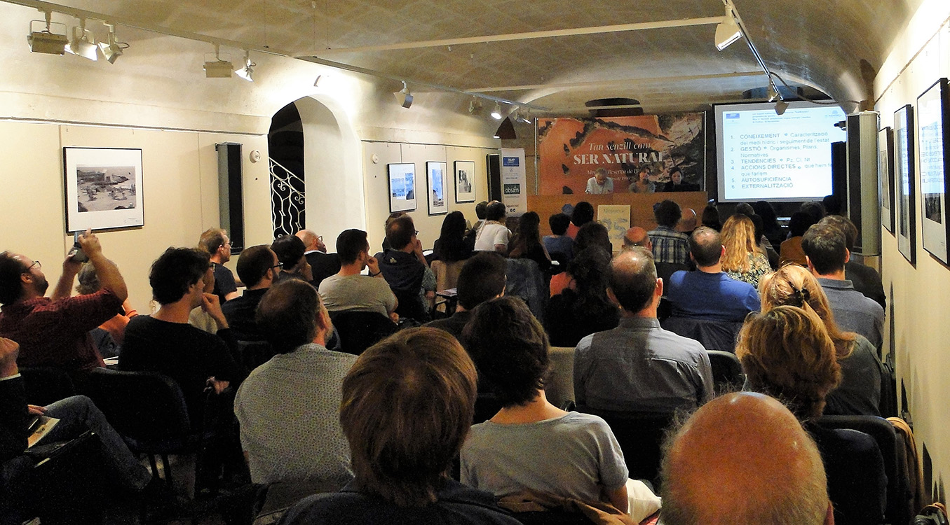 L'Institut Menorquí d'Estudis porta 35 anys dedicats a la recerca local i a la difusió de la cultura i ciència de Menorca