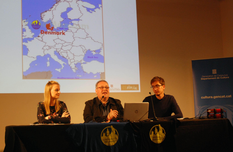 El 32è Aplec Internacional convertirà Copenhaguen en la capital de la cultura popular catalana