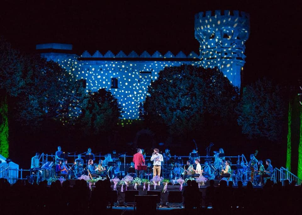 El concert va servir per demostrar que la cultura és segura   Xavi Olivé - AMCV