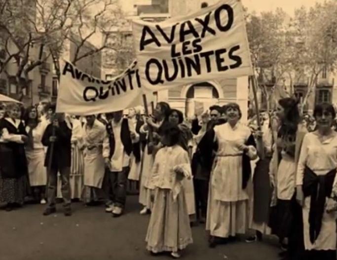 'La Revolta de les Quintes', un documental sobre la força de la vila de Gràcia