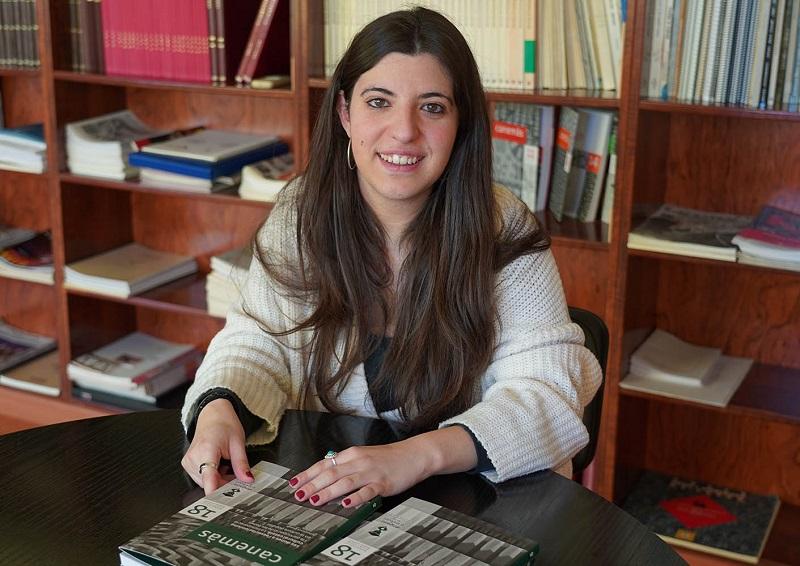 Núria Roca ha realitzat una extensa investigació sobre la participació femenina en els col·lectius de cultura popular / Ens de l'Associacionisme Cultural Català
