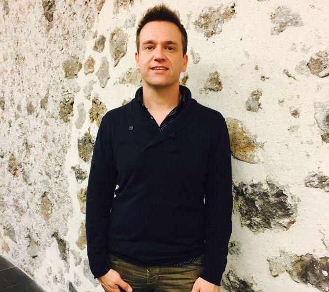 Jordi Fosas, nou director artístic de Fira Mediterrània de Manresa