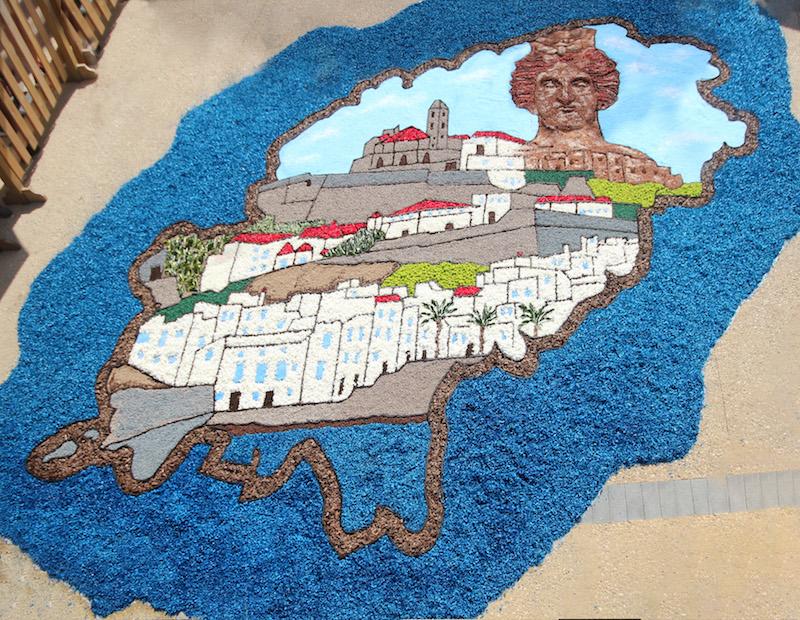 Èxit dels catifaires catalans a Eivissa