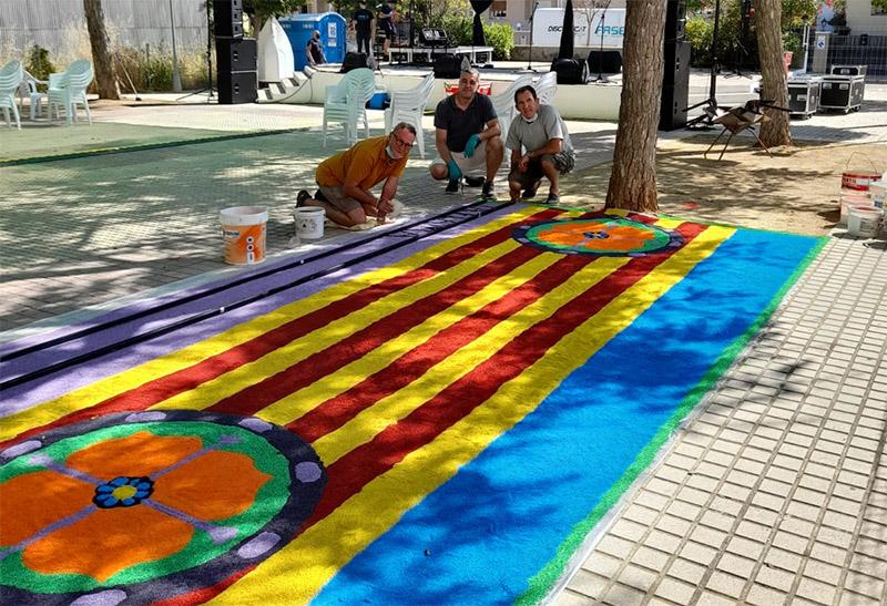 Bellvei acull aquest dissabte la 15a Trobada de Catifaires de Catalunya