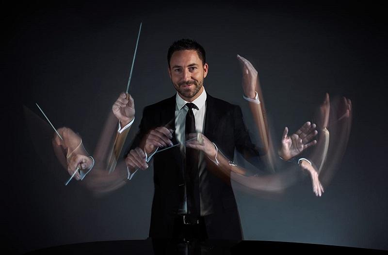 Marc Timón, autor convidat de la temporada 2020-2021 del Palau de la Música
