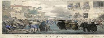 1800-1850: una societat en transformació, a la II Jornada d'Historiografia local