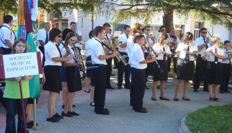 Més de 1.900 músics participaran de la 38a Trobada de Bandes de Música a Terrassa