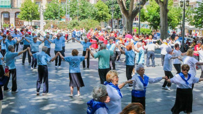 El Dia Universal de la Sardana remarca la feina del sector sanitari