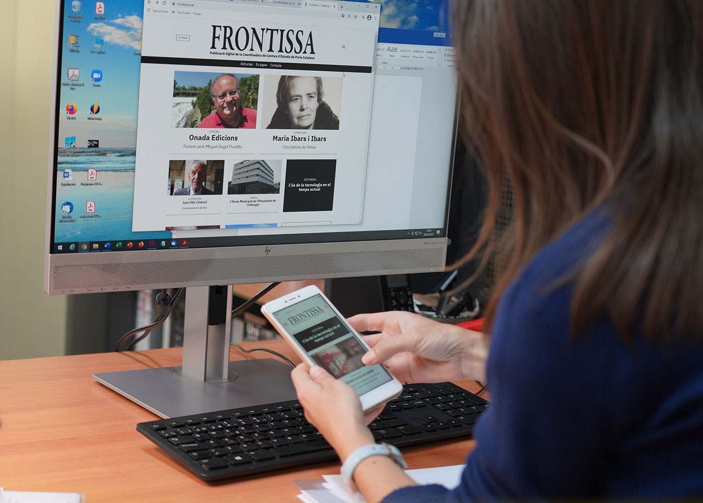 La publicació digital amplia les seccions i ofereix més opinió